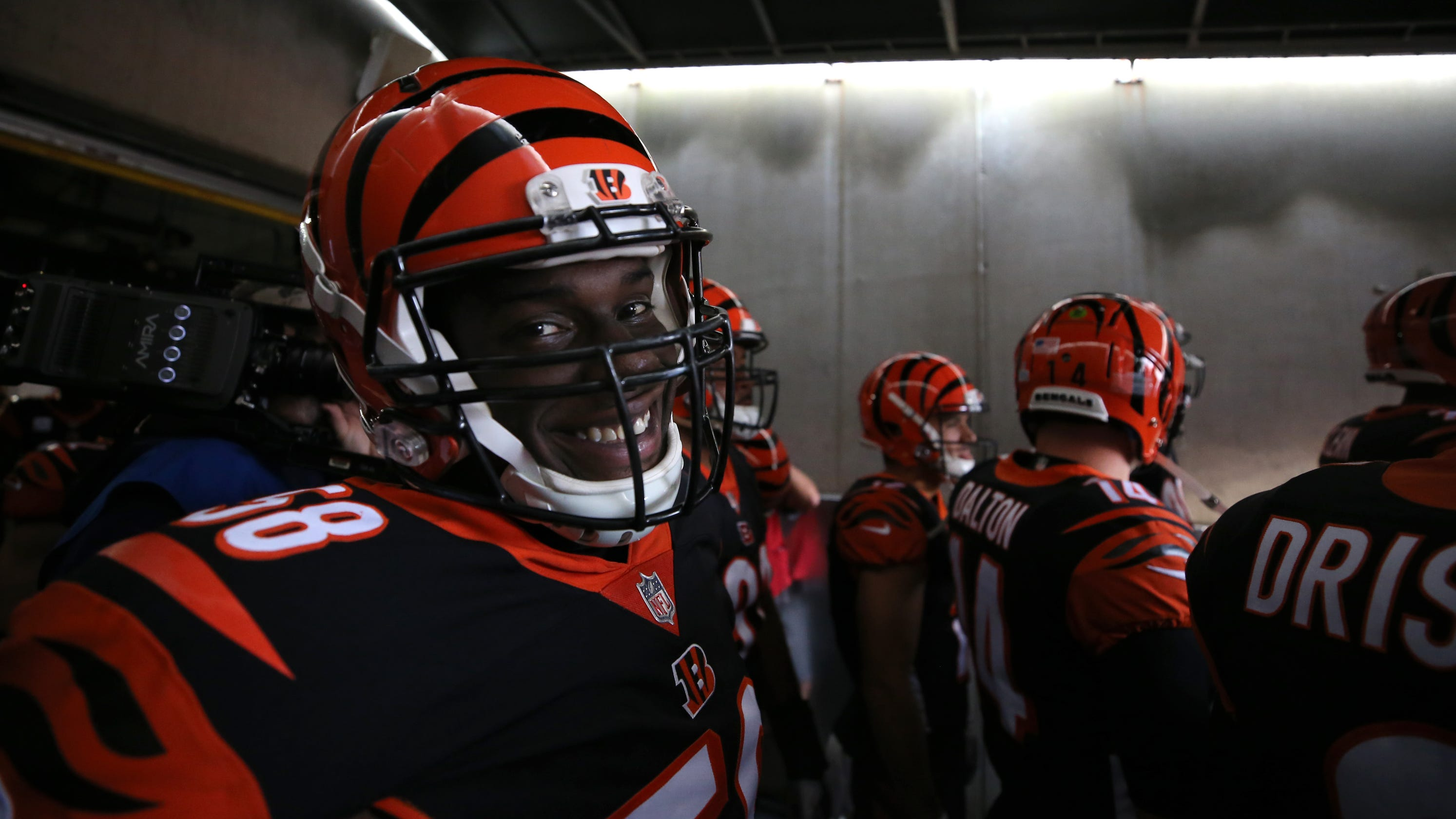 hot sales 867c3 f2cf9 Cincinnati Bengals vs. Tampa Bay Buccaneers: TV, odds ...