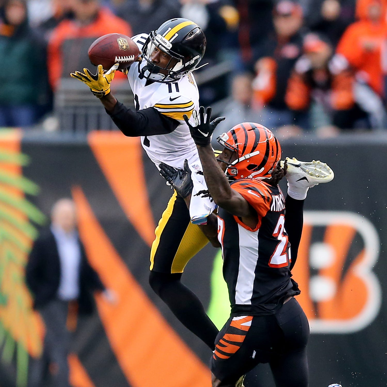 Bengals PFF dive: Kirkpatrick shutting it down, Joe Mixon's elusiveness