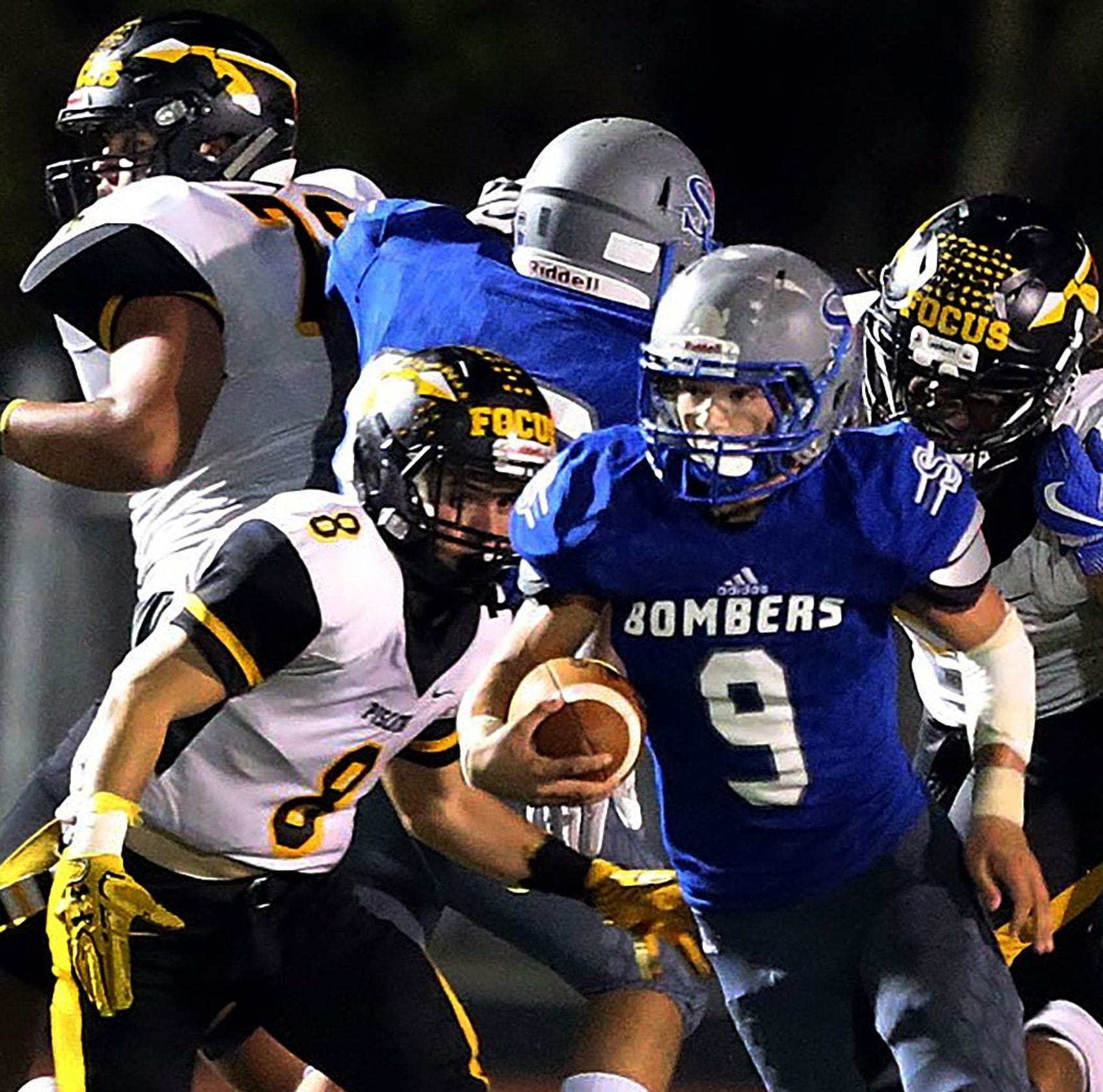 The Piscataway and Sayreville football teams will battle on Friday night