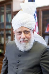 With three stops on the East Coast beginning Oct. 19, thousands are expected to make the pilgrimage to see international Muslim leader, His Holiness Mirza Masroor Ahmad, during his U.S. visit.