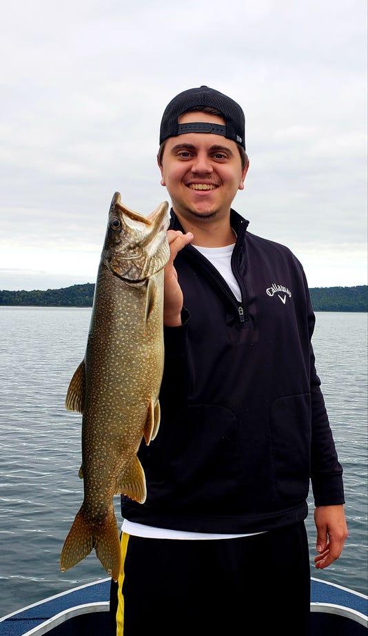 Korn Fishing