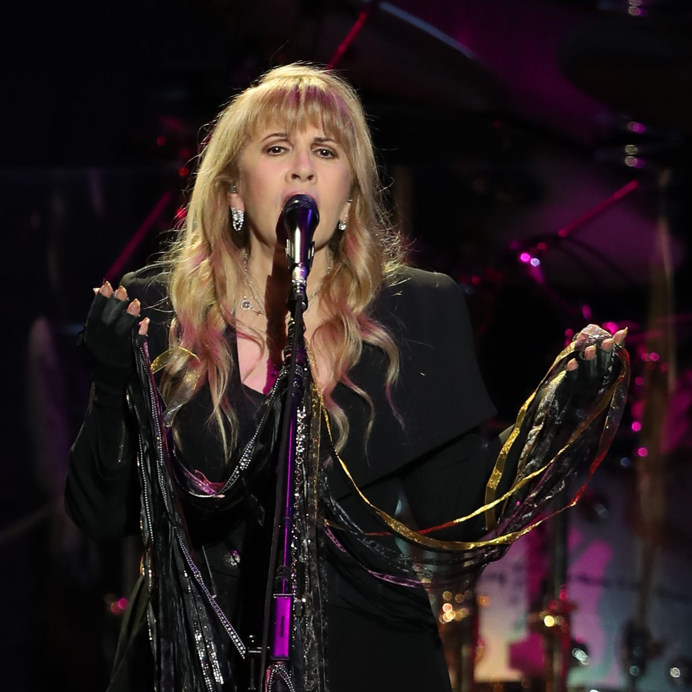 Fleetwood Mac pays tribute to Tom Petty at Des Moines concert