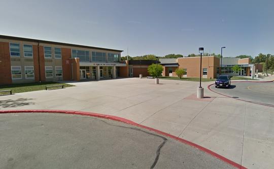 Ames High School in Ames, Iowa.