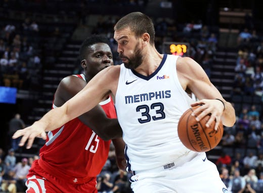 20. Memphis Grizzlies: A healthy Mike Conley and Marc Gasol could lead to a major Western Conference surprise.