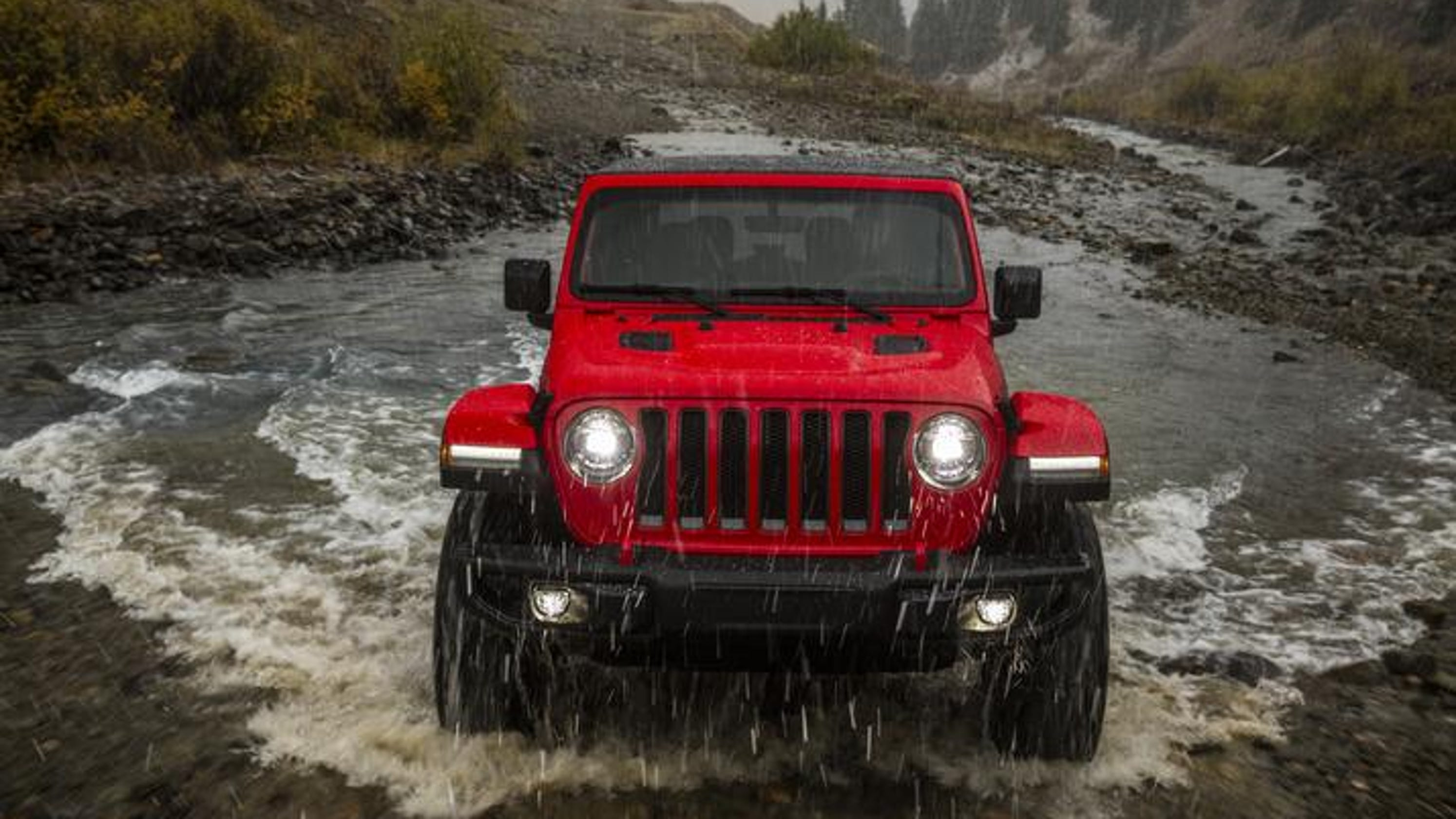 Recall notice says Jeep Wrangler weld issue could lead to crash
