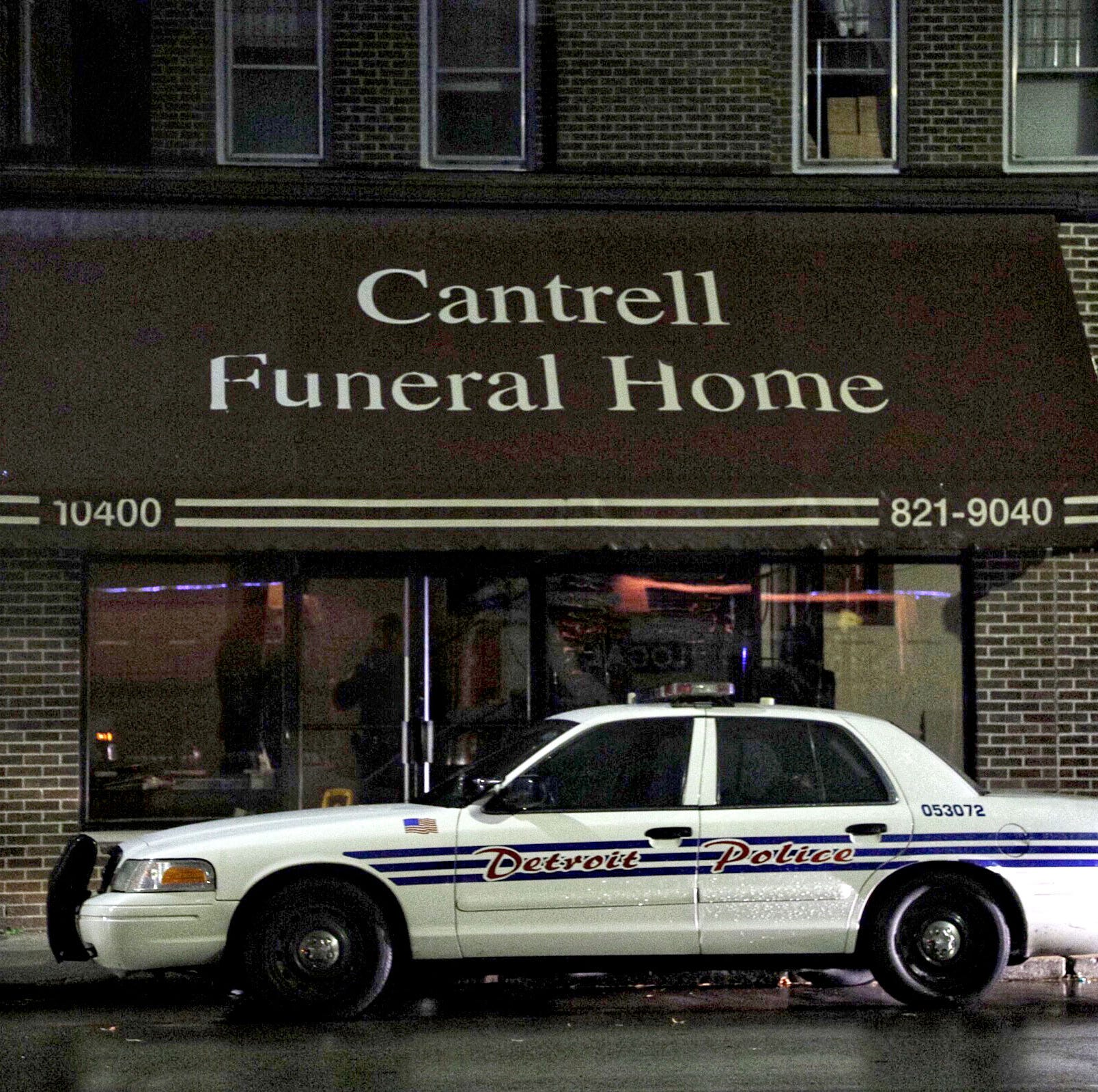 Funeral home with fetuses in ceiling left trail of legal tangles