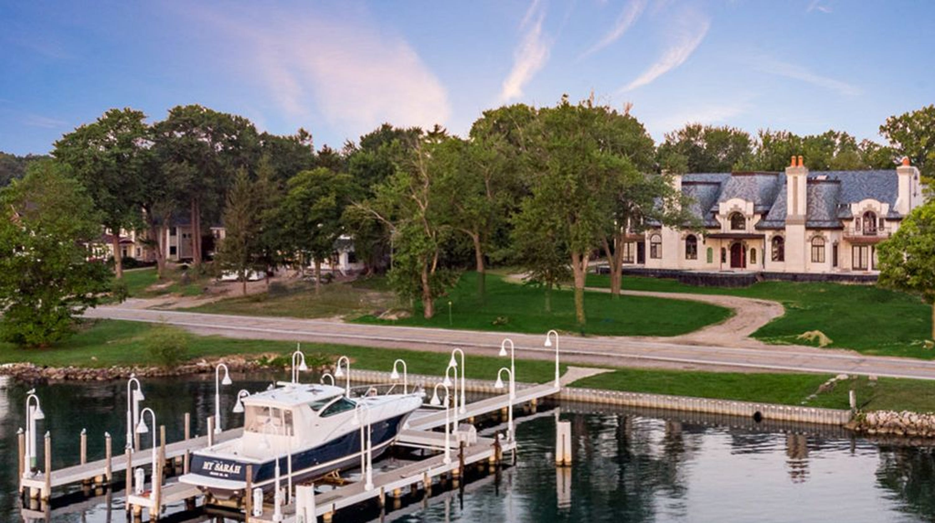This 29 million mansion is most expensive home for sale in michigan