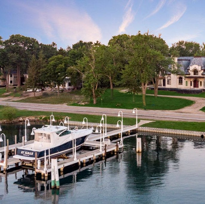 This $29-million mansion is most expensive home for sale in Michigan