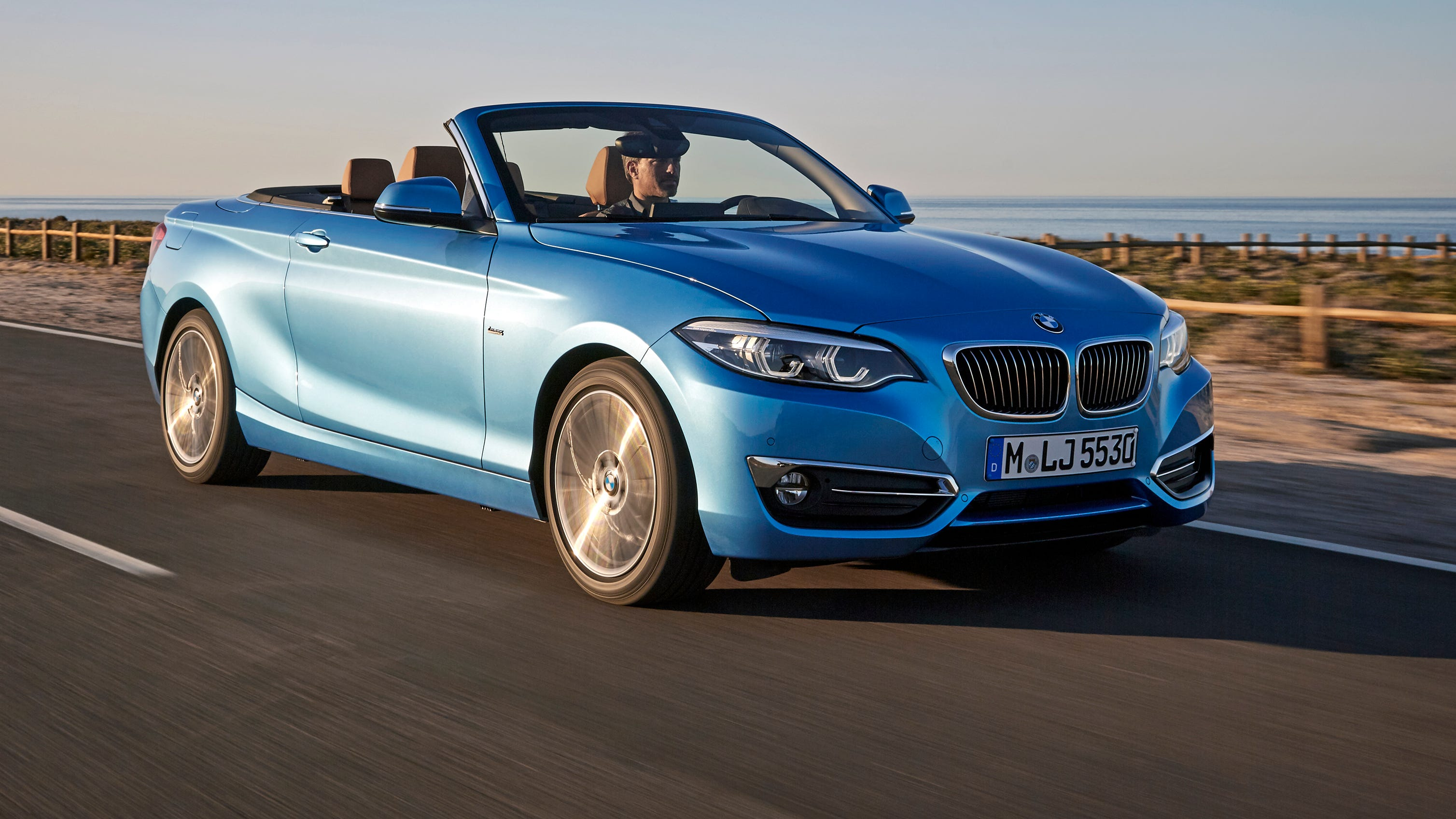Sporty German soft-tops: BMW M240i vs. Porsche Boxster GTS
