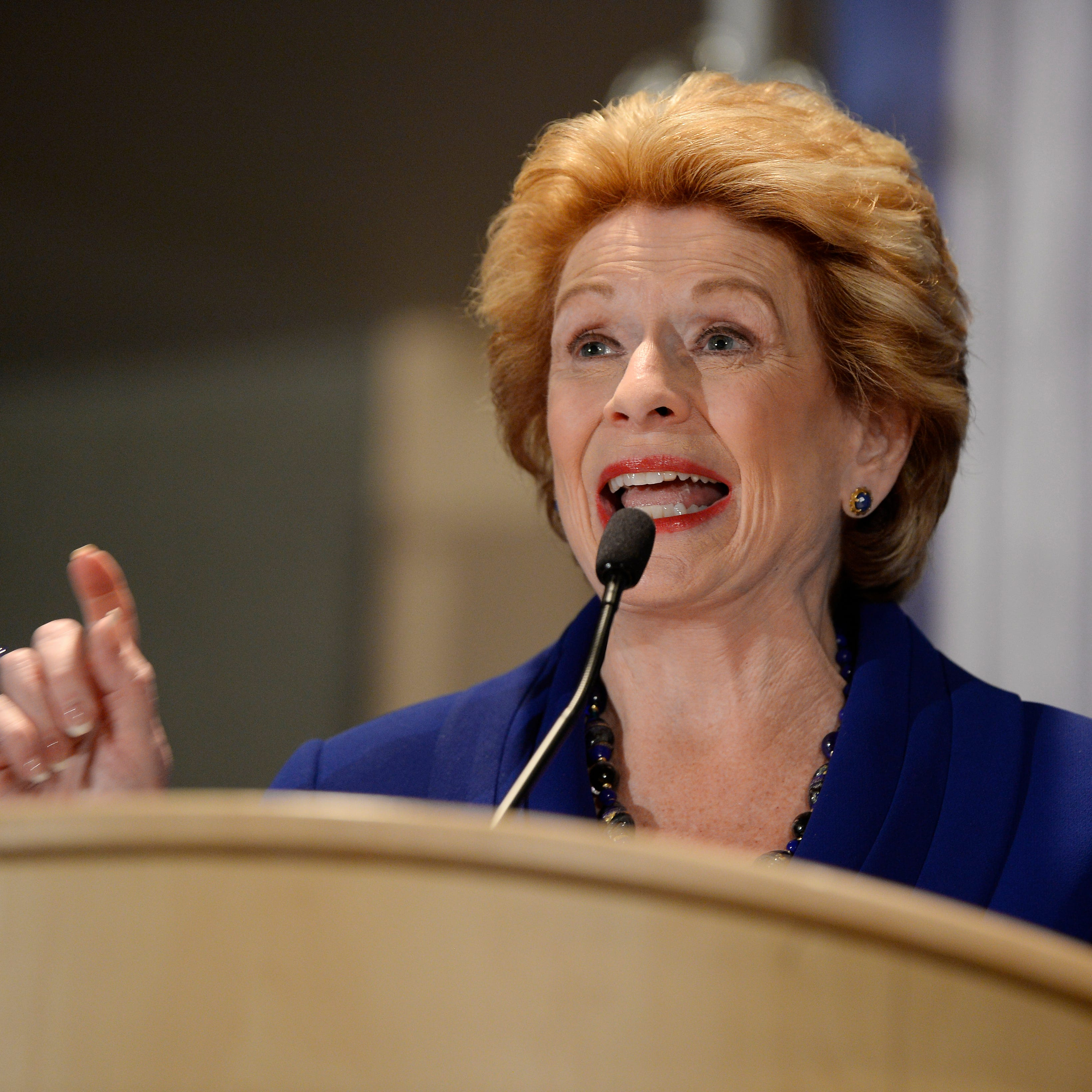 Peters: Why I stand with Debbie Stabenow