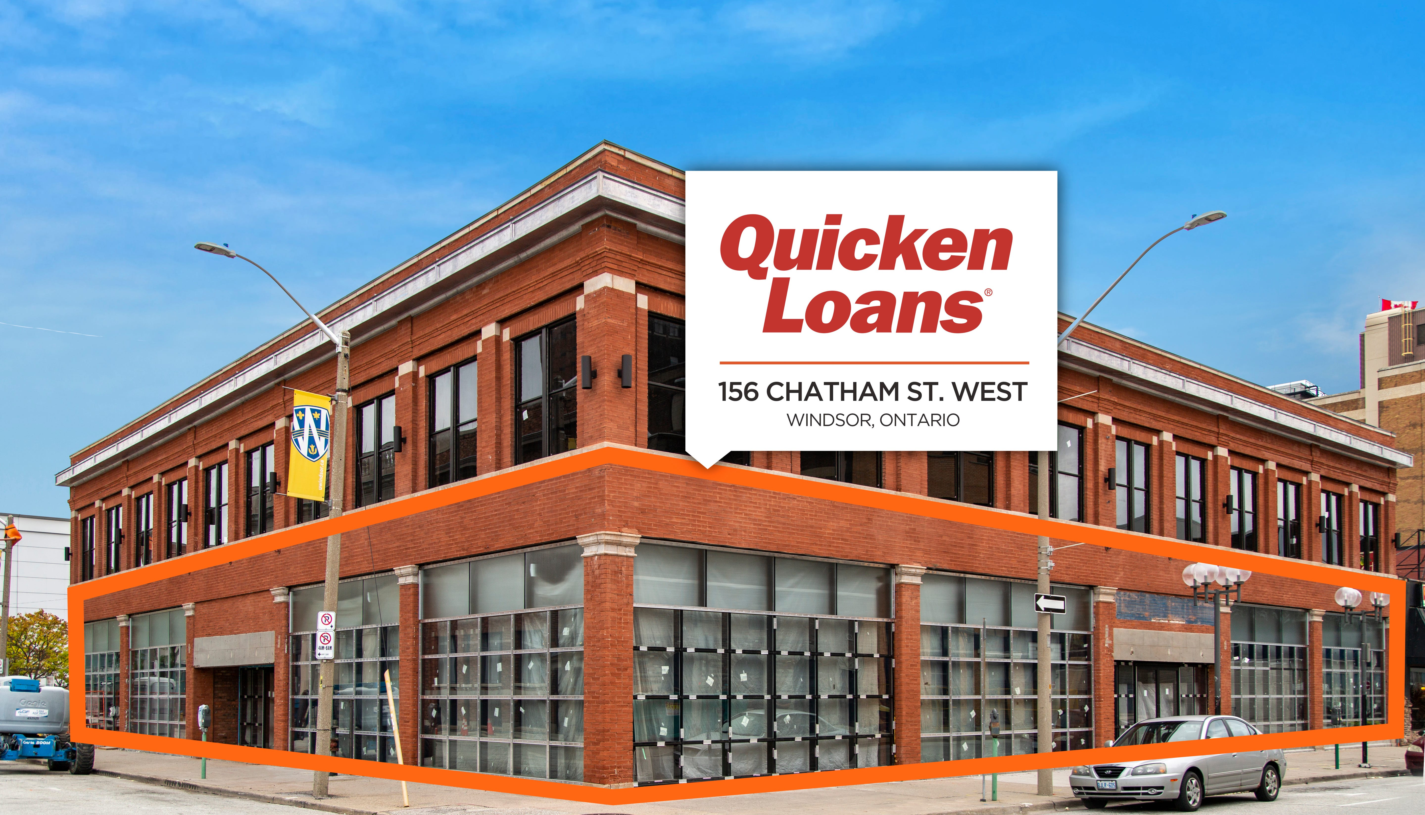 Quicken Loans to open Windsor office