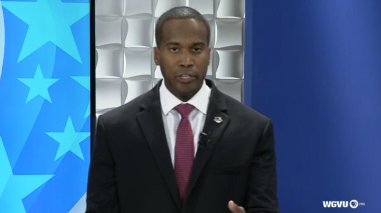 Finley and Jacques: John James would help change Congress