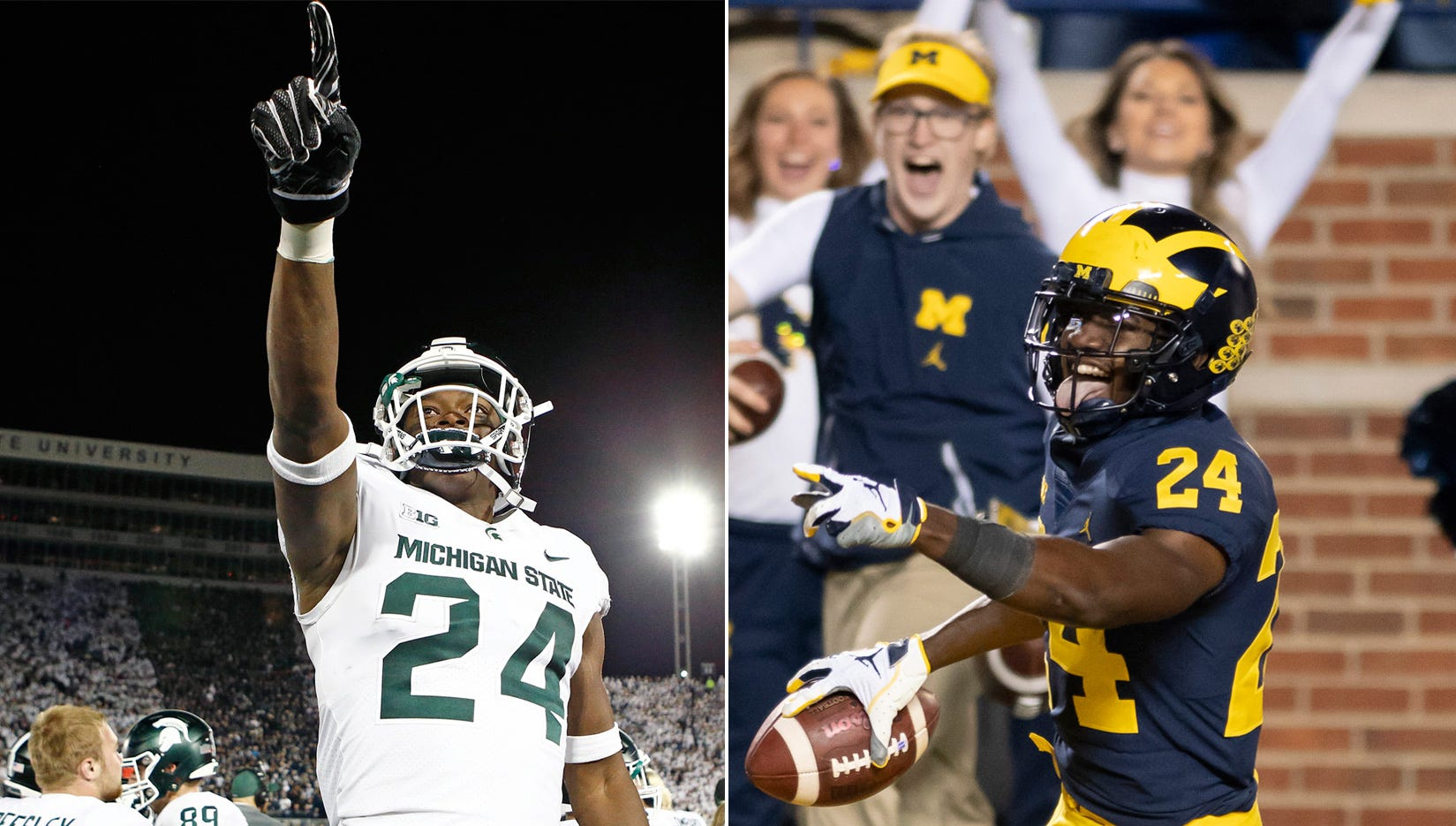 Wojo: Wolverines, Spartans again have plenty to fight about