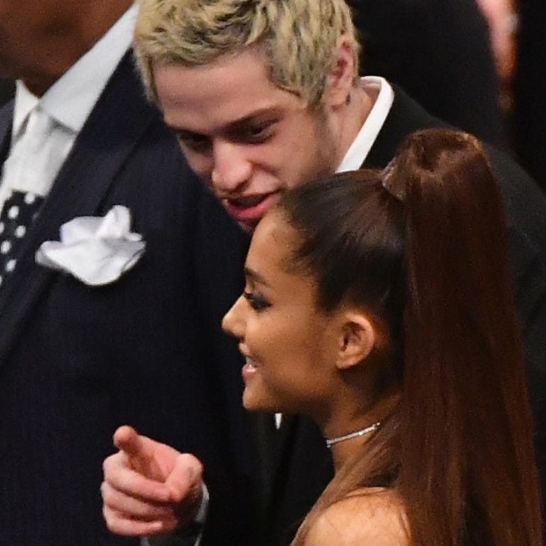 Grapevine: What went wrong with Ariana Grande and Pete Davidson