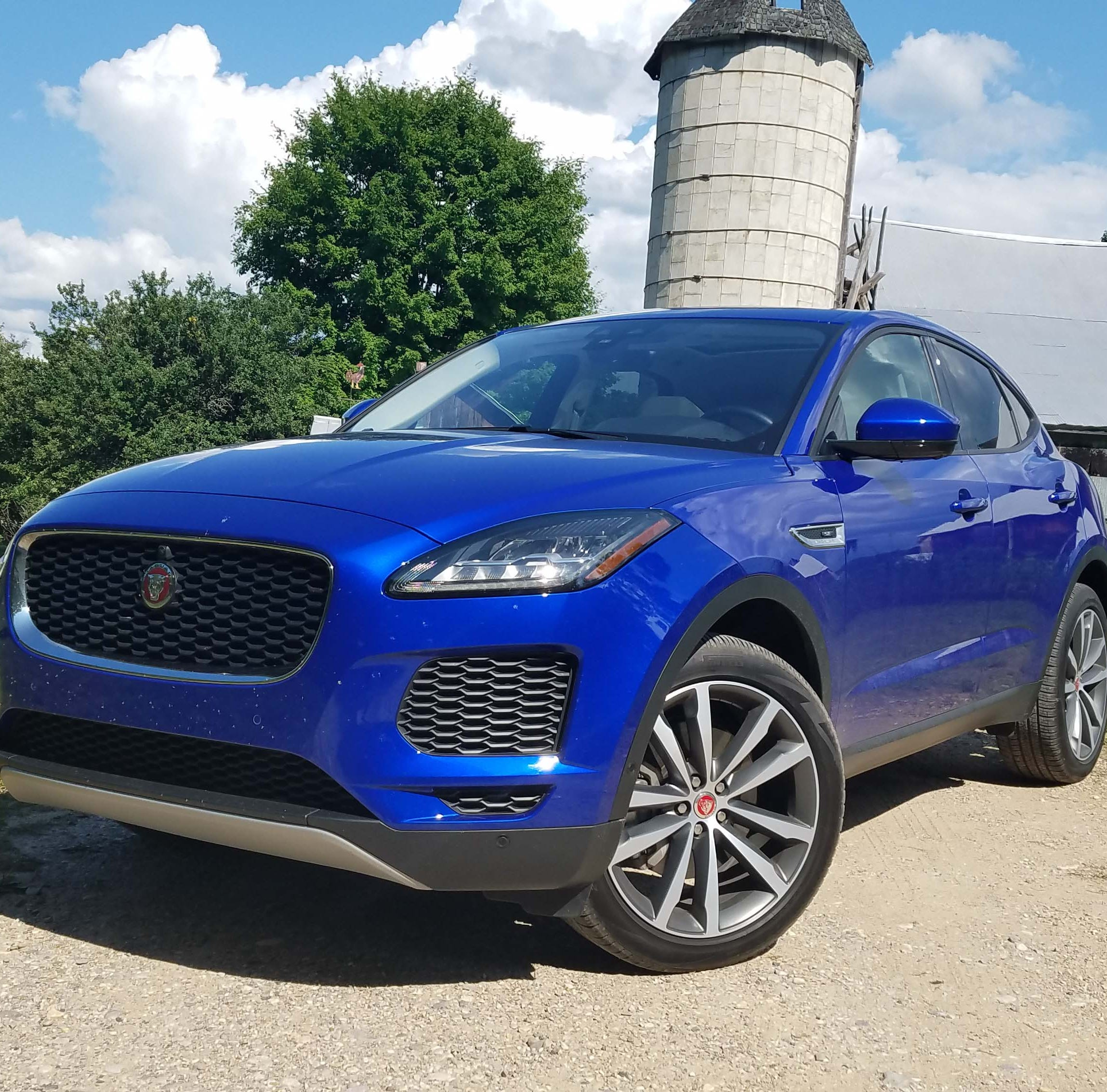 Payne:  Jaguar's E-Pace cub is cute 'n' porky