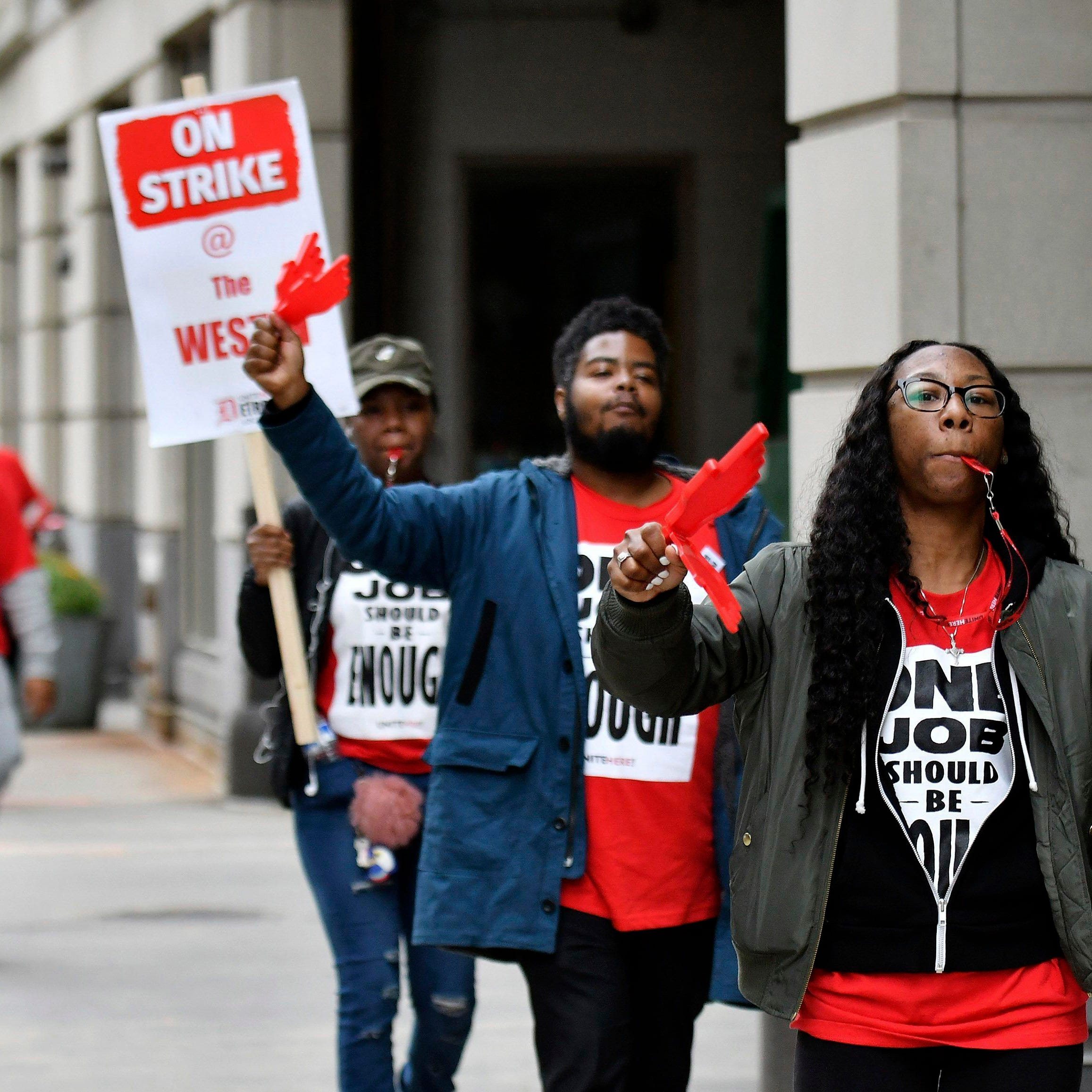 Leadership conference could relocate over Book Cadillac hotel strike