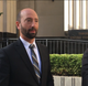 Detroit City Councilman Gabe Leland, left, leaves federal court with attorney Steve Fishman after being released on bond in a public corruption case.