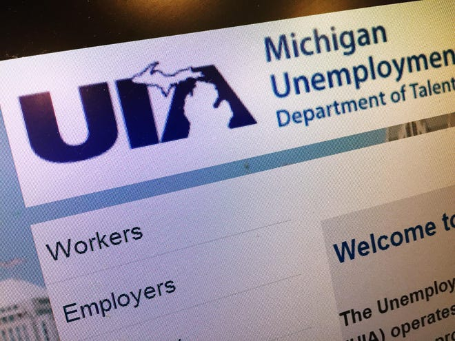 Michigan's Unemployment Insurance Agency (UIA) website
