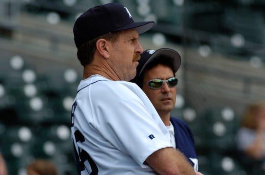 "Orchard Lake St. Mary's will rename its baseball field, ""Dan Petry Field."""