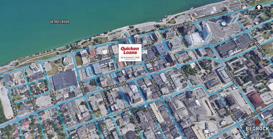 Detroit-based Quicken Loans said Monday that it is planning to lease more than 9,000 square feet of office space in Windsor's Old Fish Market Building at 156 Chatham St. West.