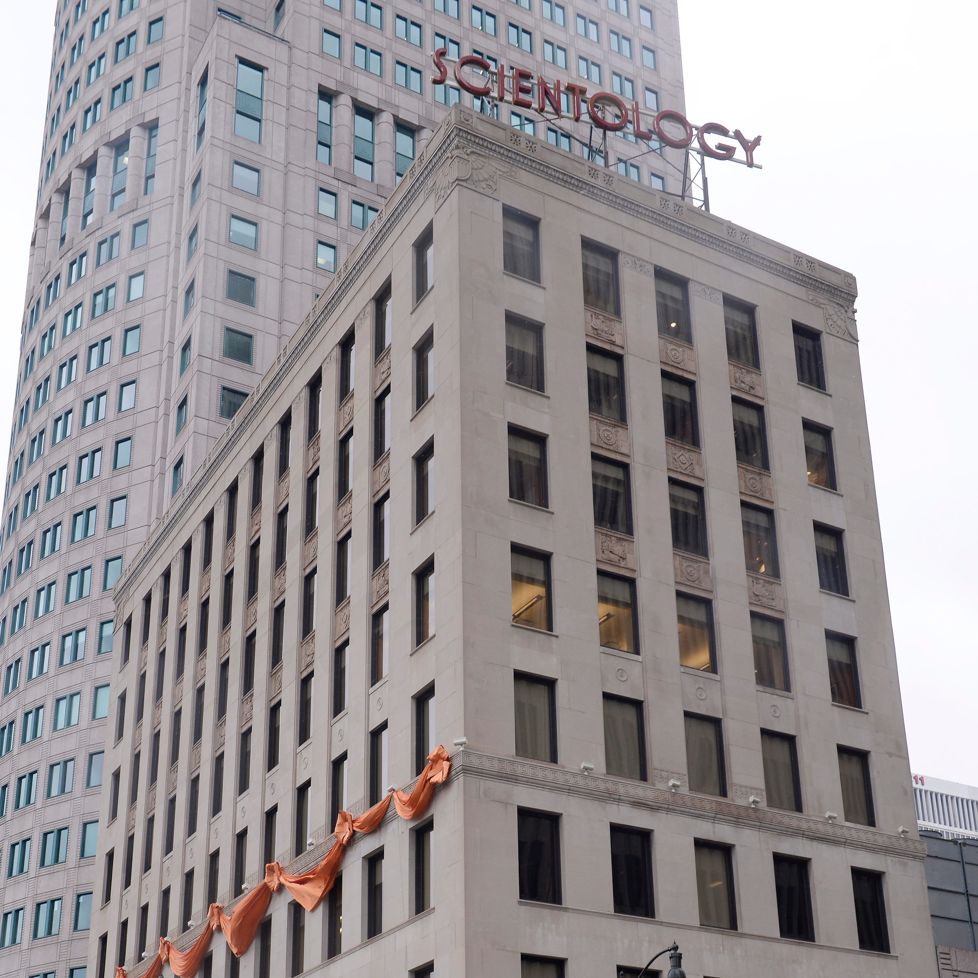 Church of Scientology opens doors of downtown Detroit center