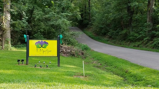 Mystique Winery is located only about 30 minutes away near Lynnville, but you feel a million miles away from town.