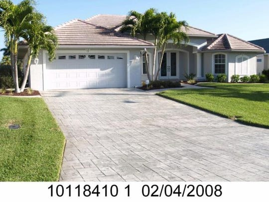 This home at 1187 SW 57th St., Cape Coral, recently sold for $660,000.