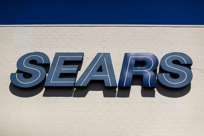 Sears is closing nine stores in Texas.
