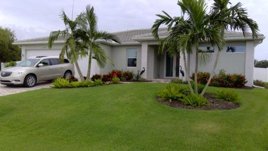 This home at 2501 SW 43rd Lane,  Cape Coral, recently sold for $652,000.