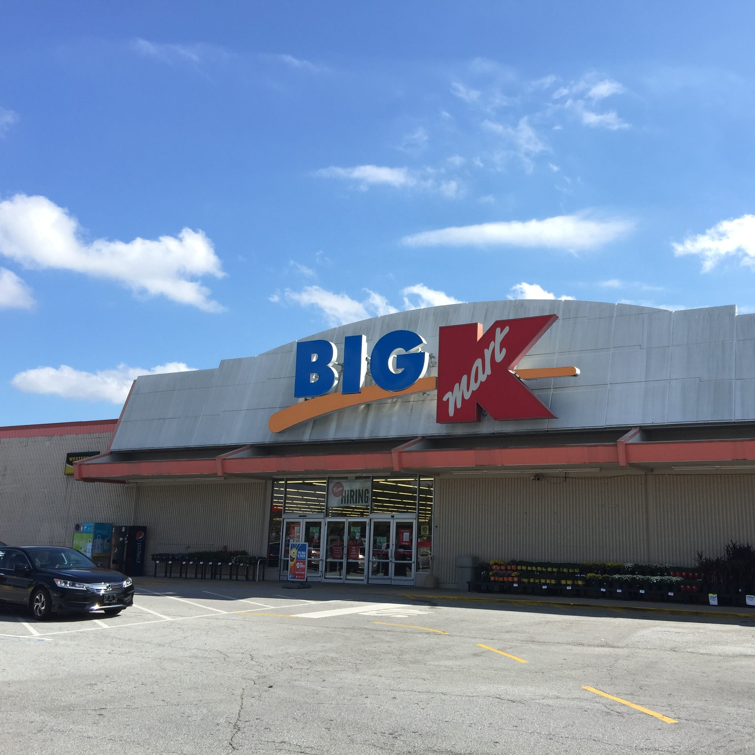 What stores Mauldin residents hope might replace closing Kmart