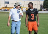 100 yards with Southside's Zion Kelly