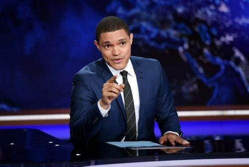 Trevor Noah wrongly espouses that voter ID rules are aimed at suppressing the black vote, Larry Elder says.