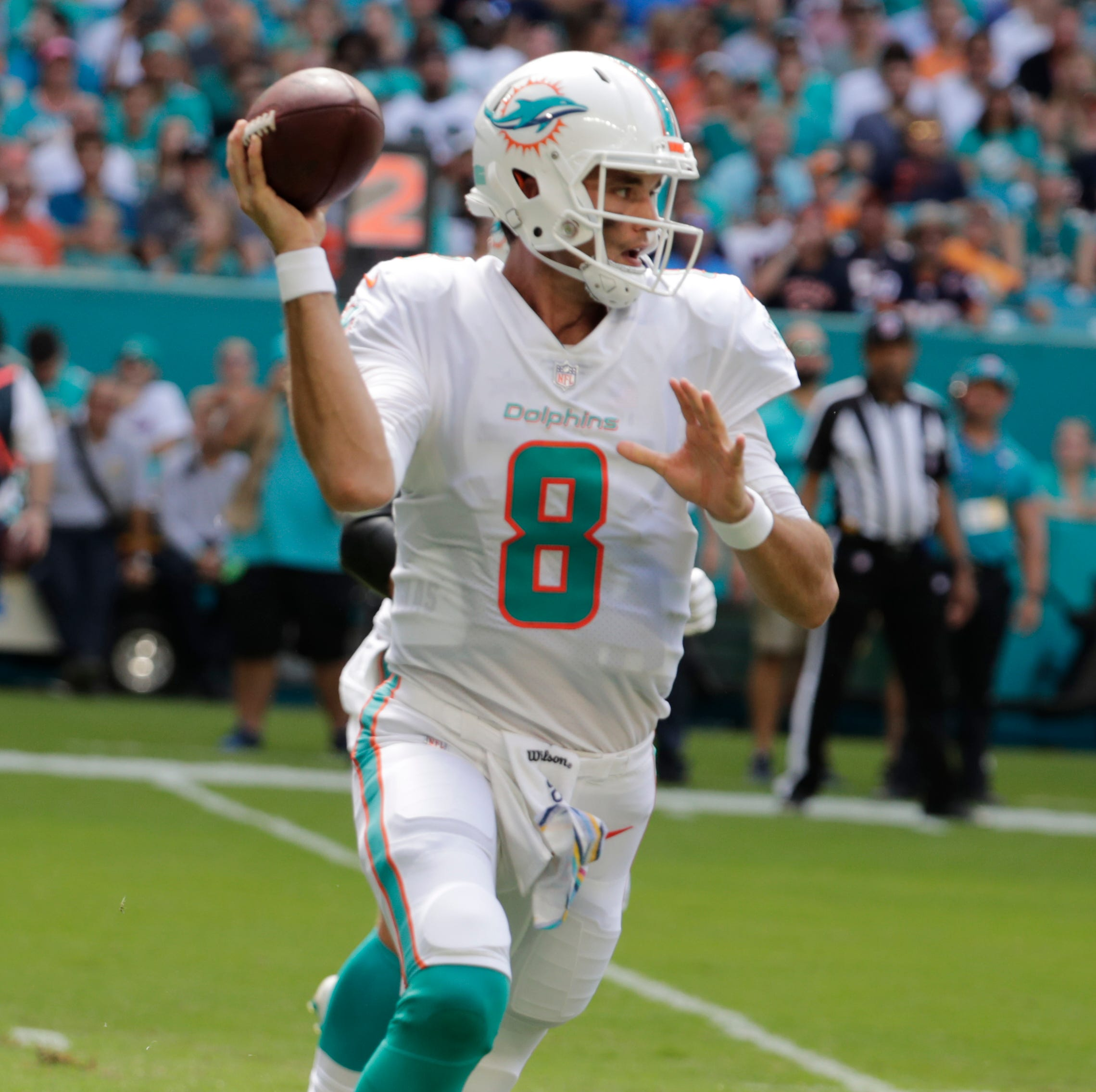 Detroit Lions must knock Dolphins QB Brock Osweiler off his 'Cloud 9'