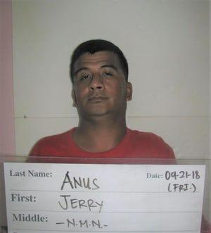 Jerry Anus