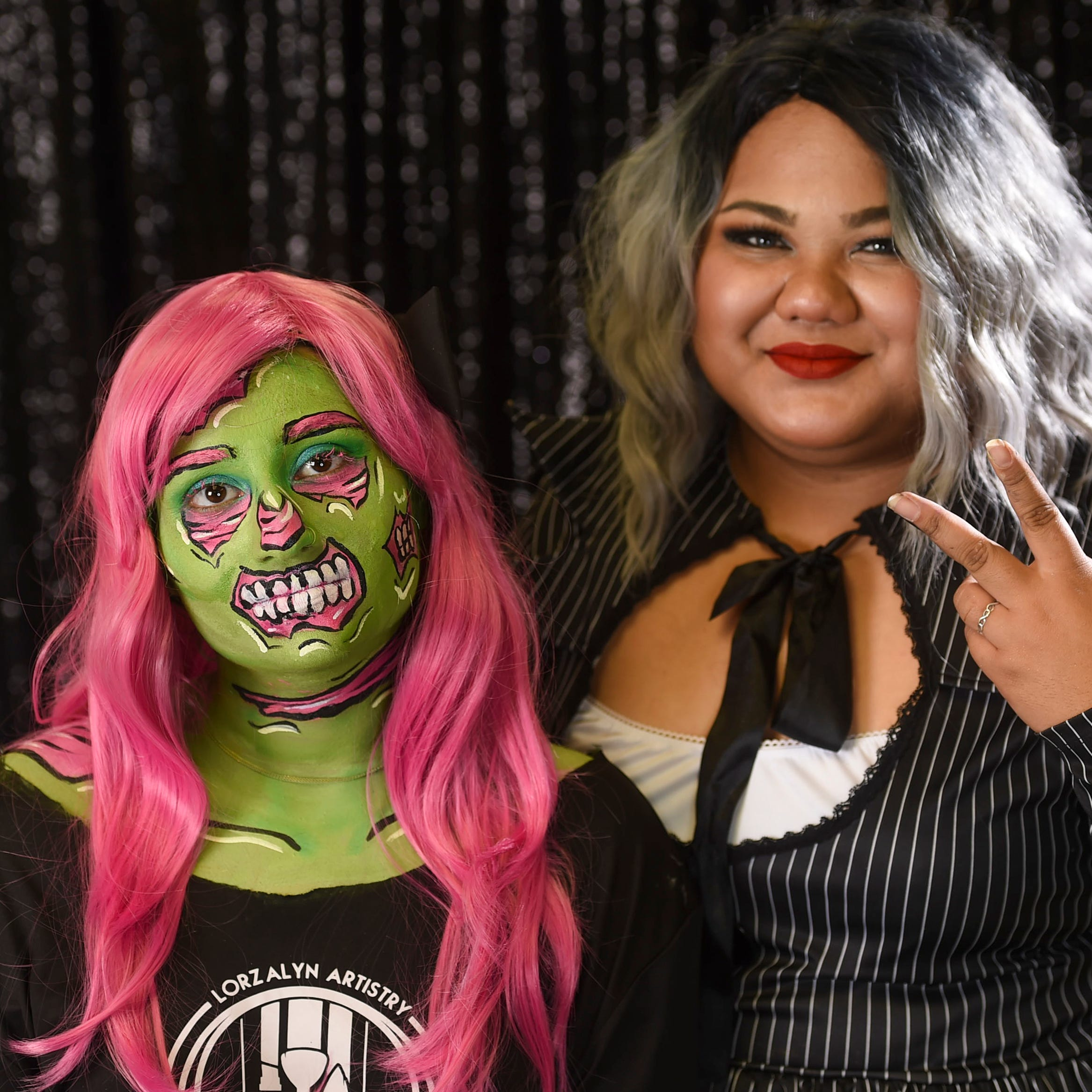 New fun, spooky DIY looks for Halloween