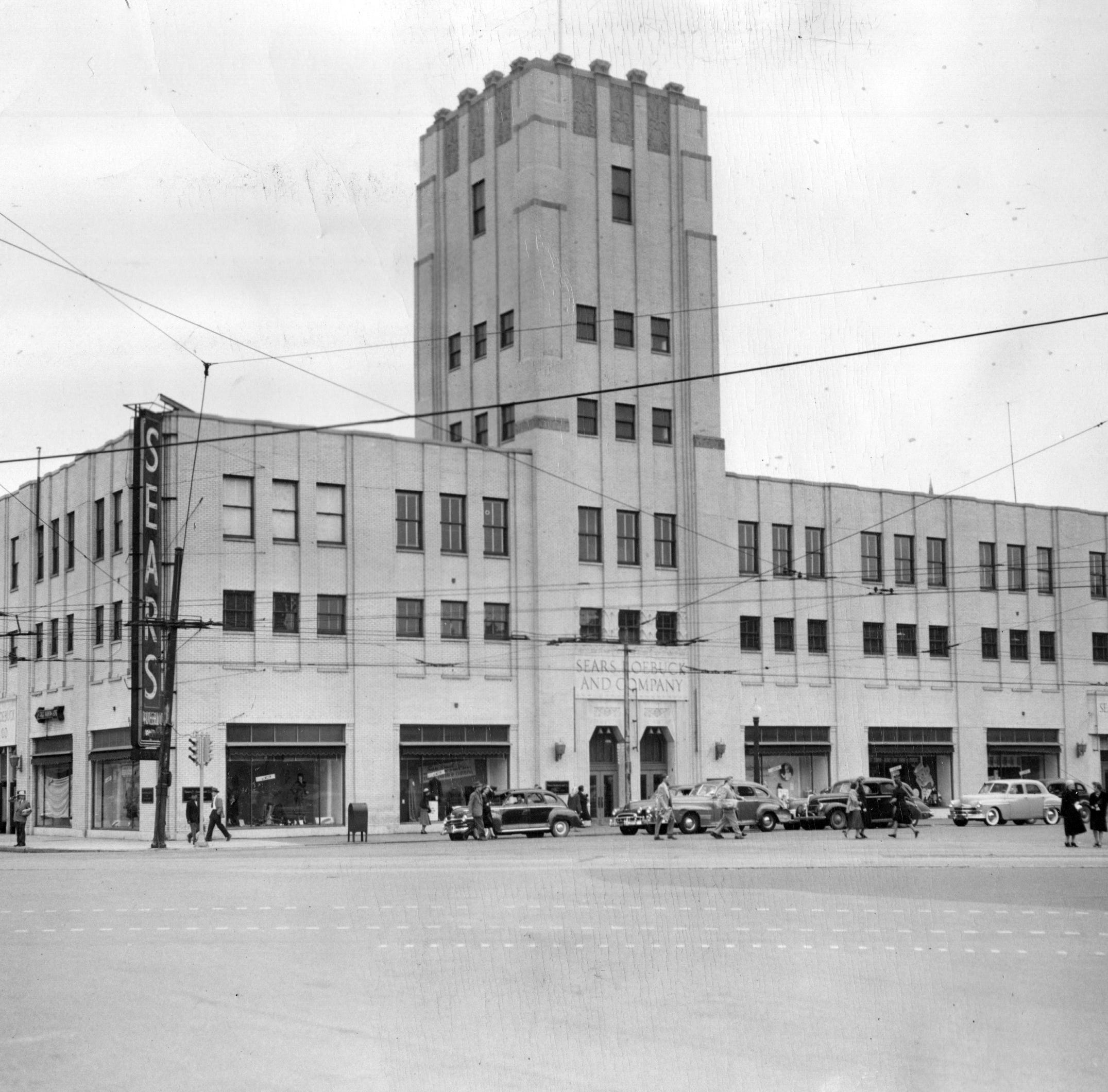 When the downtown Indianapolis Sears store was a big deal