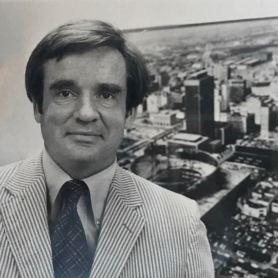 Founding father of Indiana Pacers and American Basketball Association,  Dick Tinkham, dies