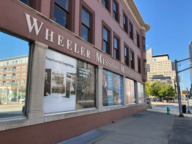Wheeler Mission Ministries headquarters is celebrating its 125th anniversary