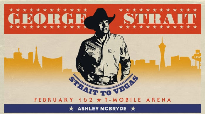 Get Presale Tickets for George Strait