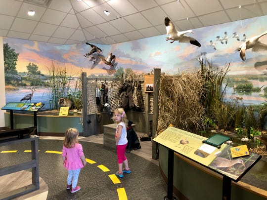The Creole Nature Trail Adventure Point serves as an interactive visitors center in Sulphur, La., and starts folks on the trail, which has American Road designation.