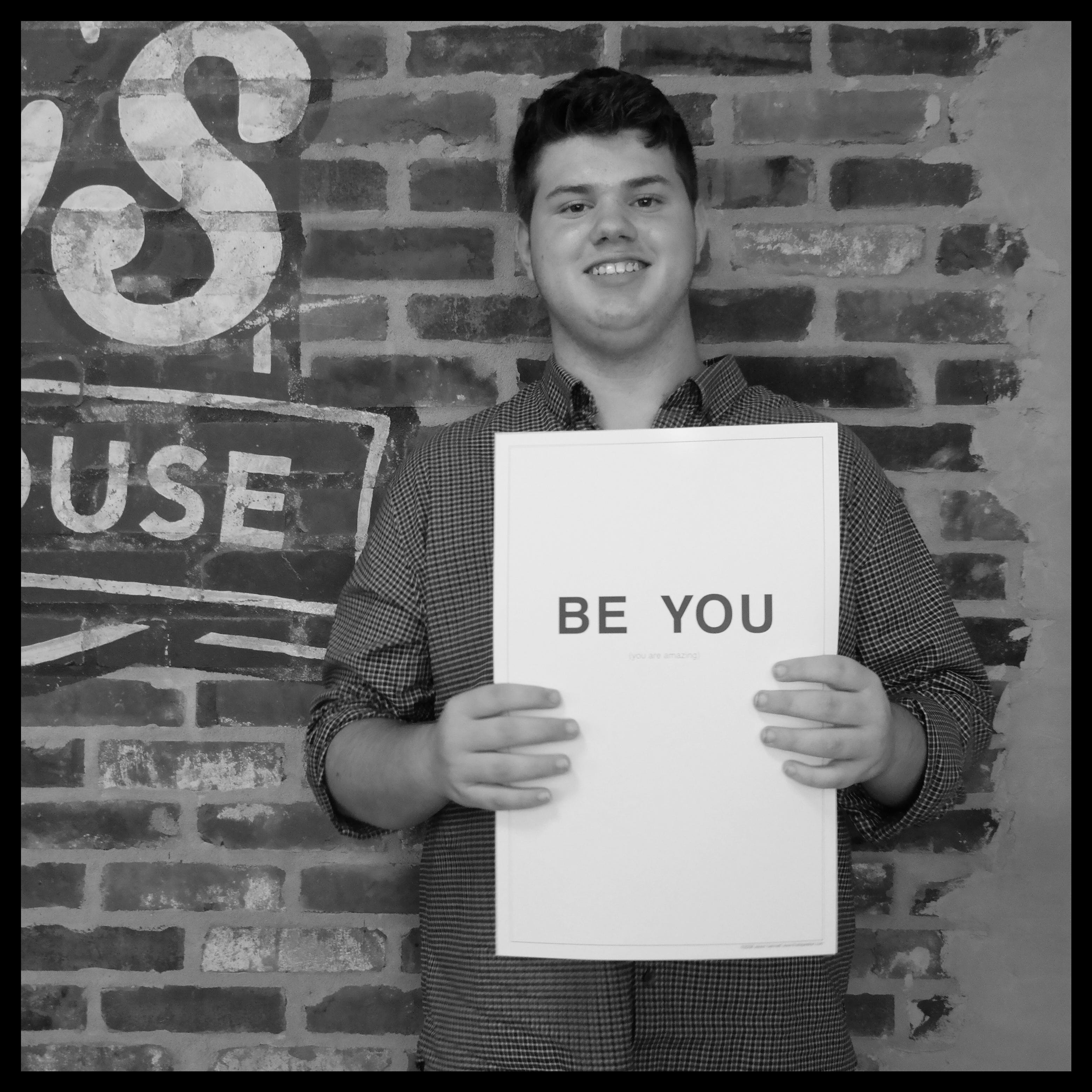 Be You: Siris Toby