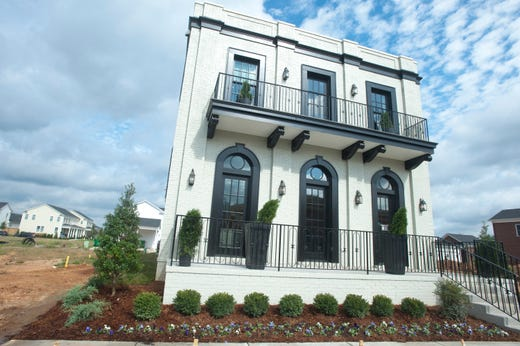 This New Beaux Arts Home In Norton Commons Is Being Raffled Off By The HealthcareÕs