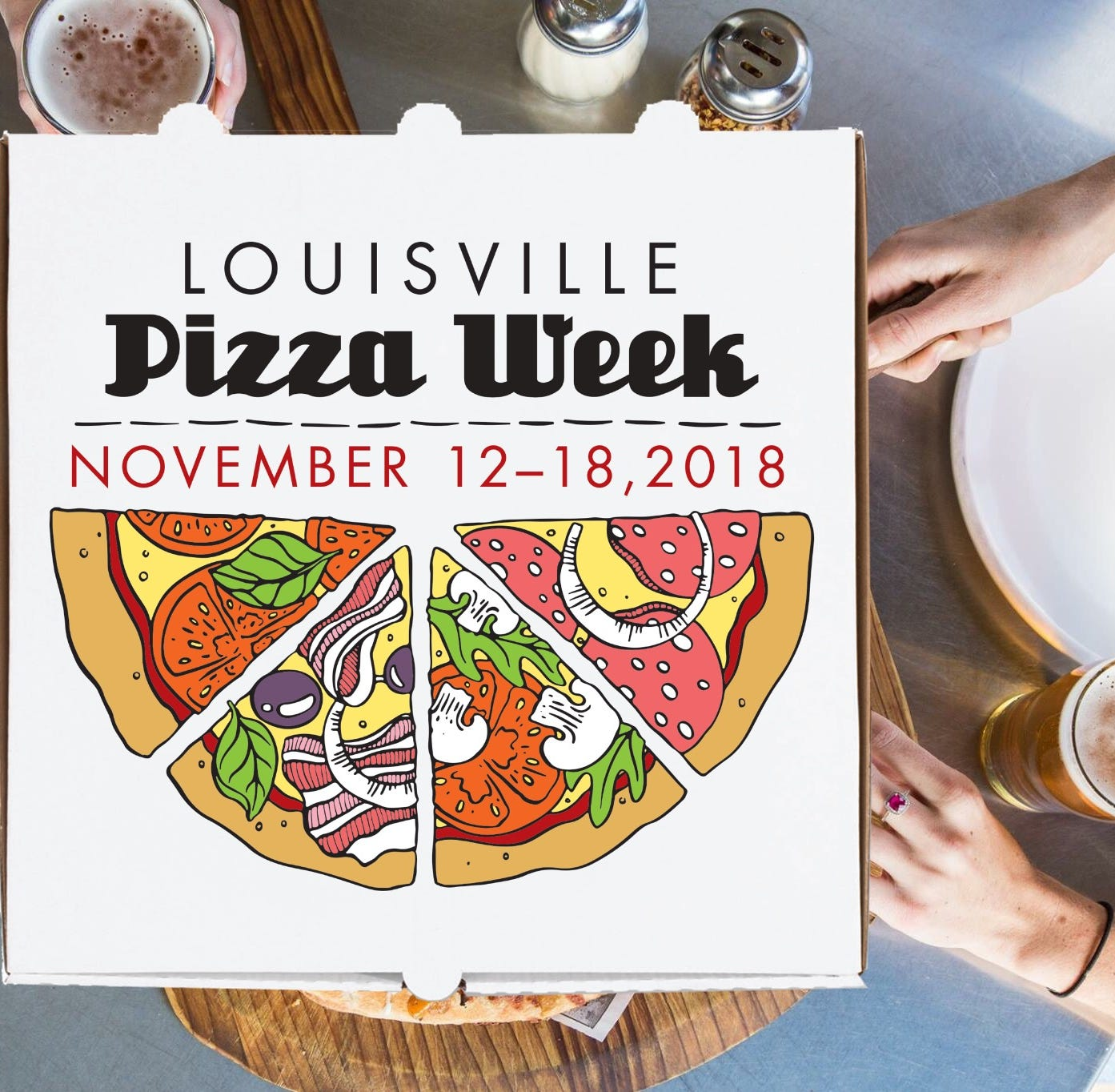 Your complete guide to getting an $8 pie during Louisville Pizza Week