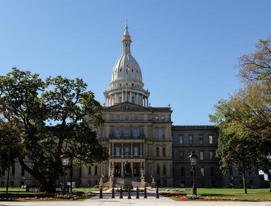 Michigan lawmakers Thursday advanced a bill to let student athletes profit off sponsorship or endorsement deals.