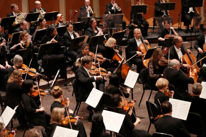 The Milwaukee Symphony Orchestra will perform at Silver Lake College of the Holy Family at 7 p.m. Oct. 25 at the Franciscan Center for Music Education and Performance on campus.