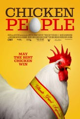 """There ain't nobody here but us chickens? Let's hope some moviegoers show up as well when Indie Memphis screens """"Chicken People"""" Wednesday at the University of Memphis library."""