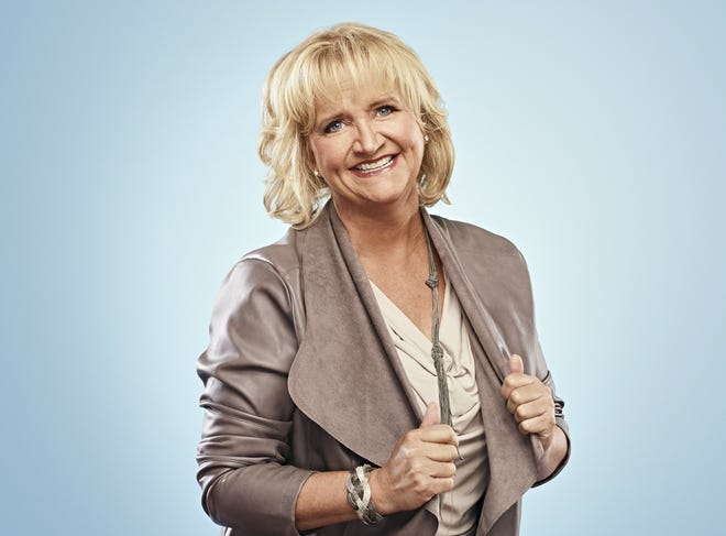 "The ""Queen of Clean,"" comedian Chonda Pierce, will be at the Landers Center on Friday."