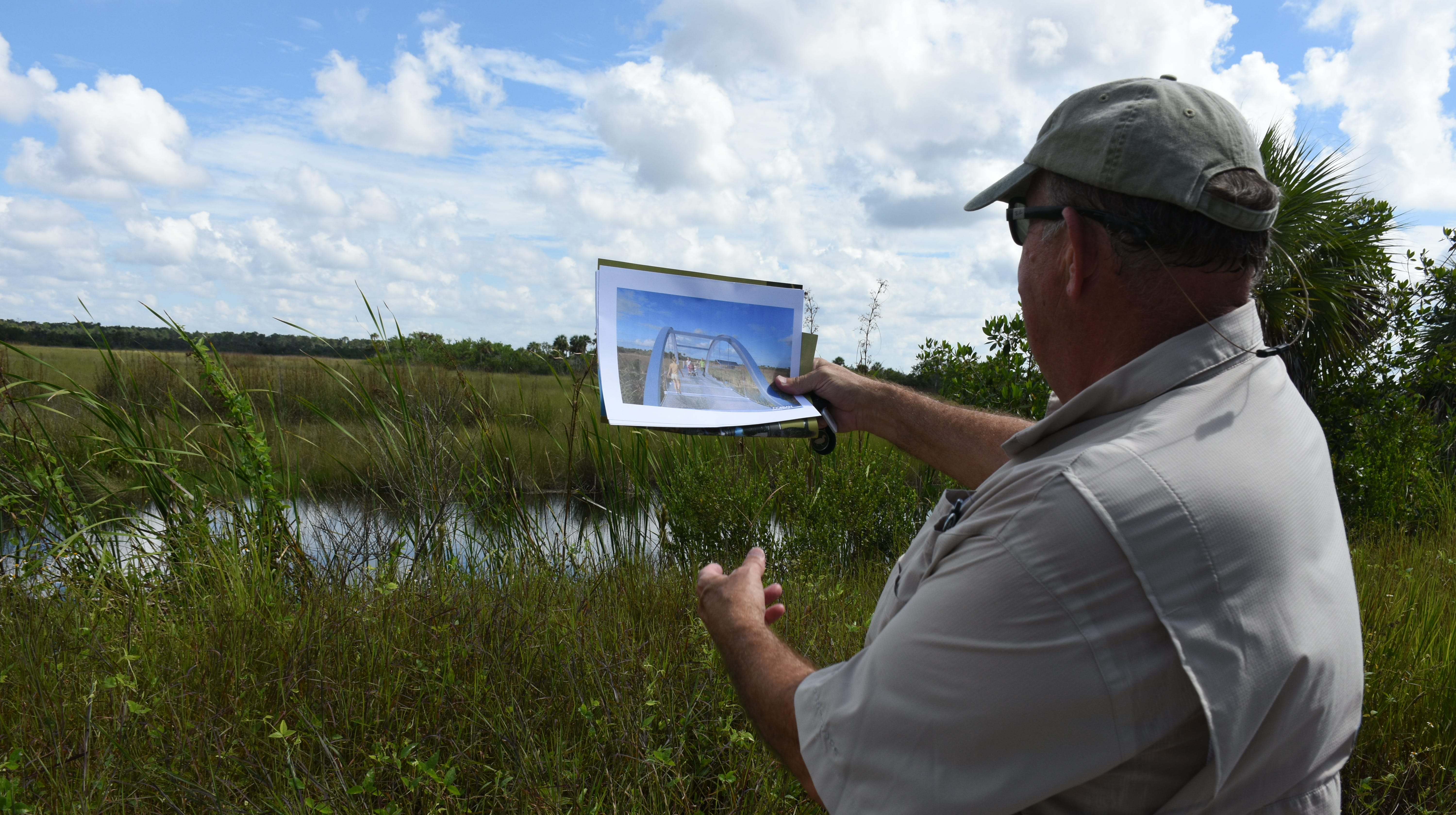 The Fakahatchee is the recipient of a $1.3 million appropriation from the Florida legislature.