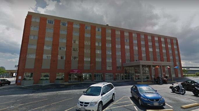 Downtown Milwaukee's former Ramada Hotel has...