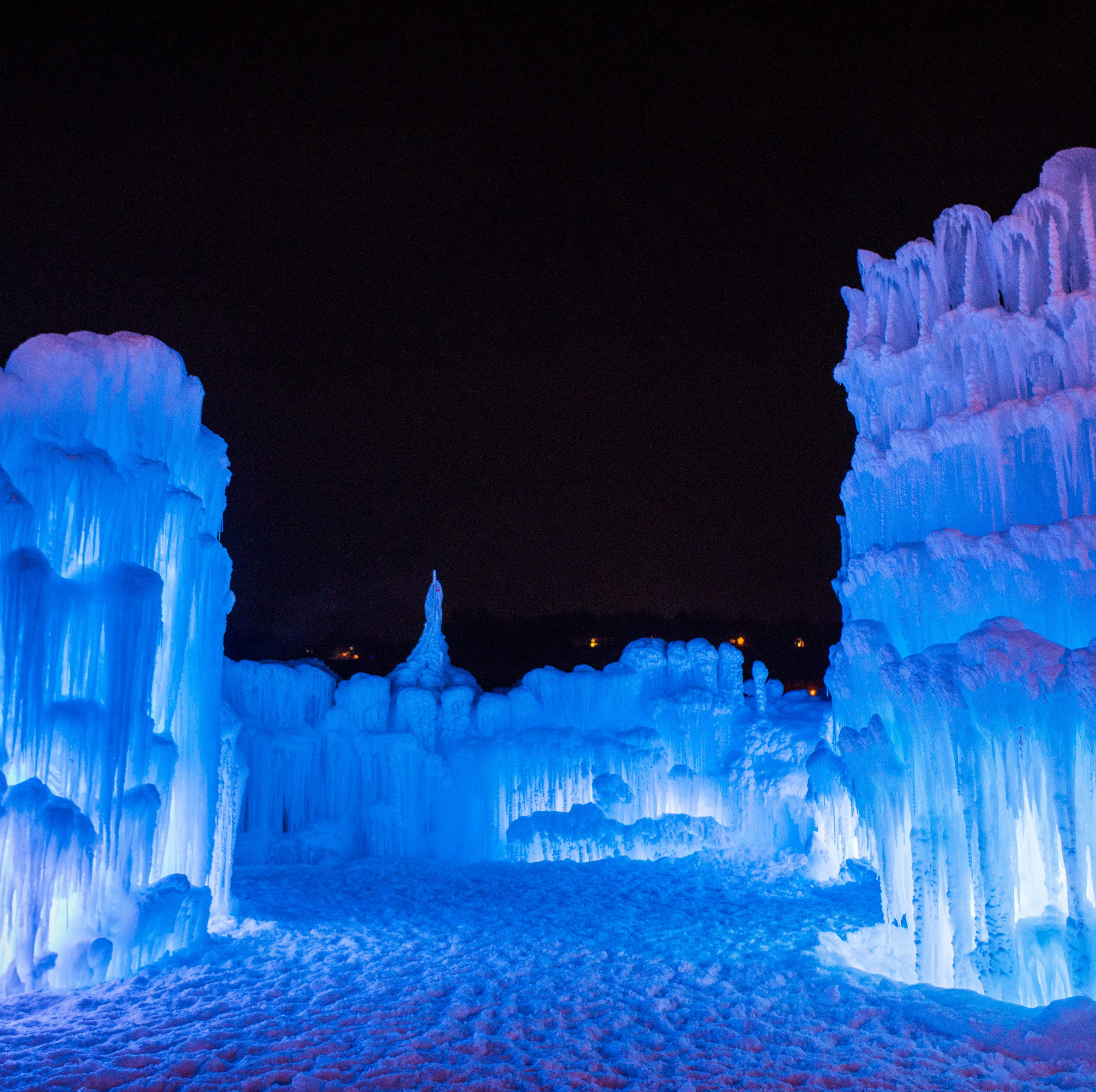 Lake Geneva Ice Castles opening Jan. 23